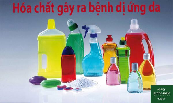 hoa chat gay benh di ung